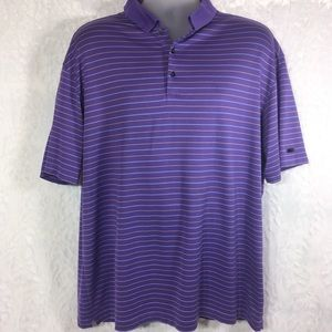 Nike Tiger Woods Collection Dri-Fit Golf Polo